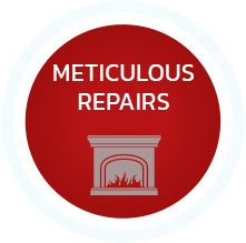 Chimney & Fireplace Repairs