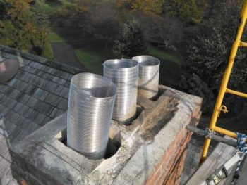 Chimney and Fireplace Repairs